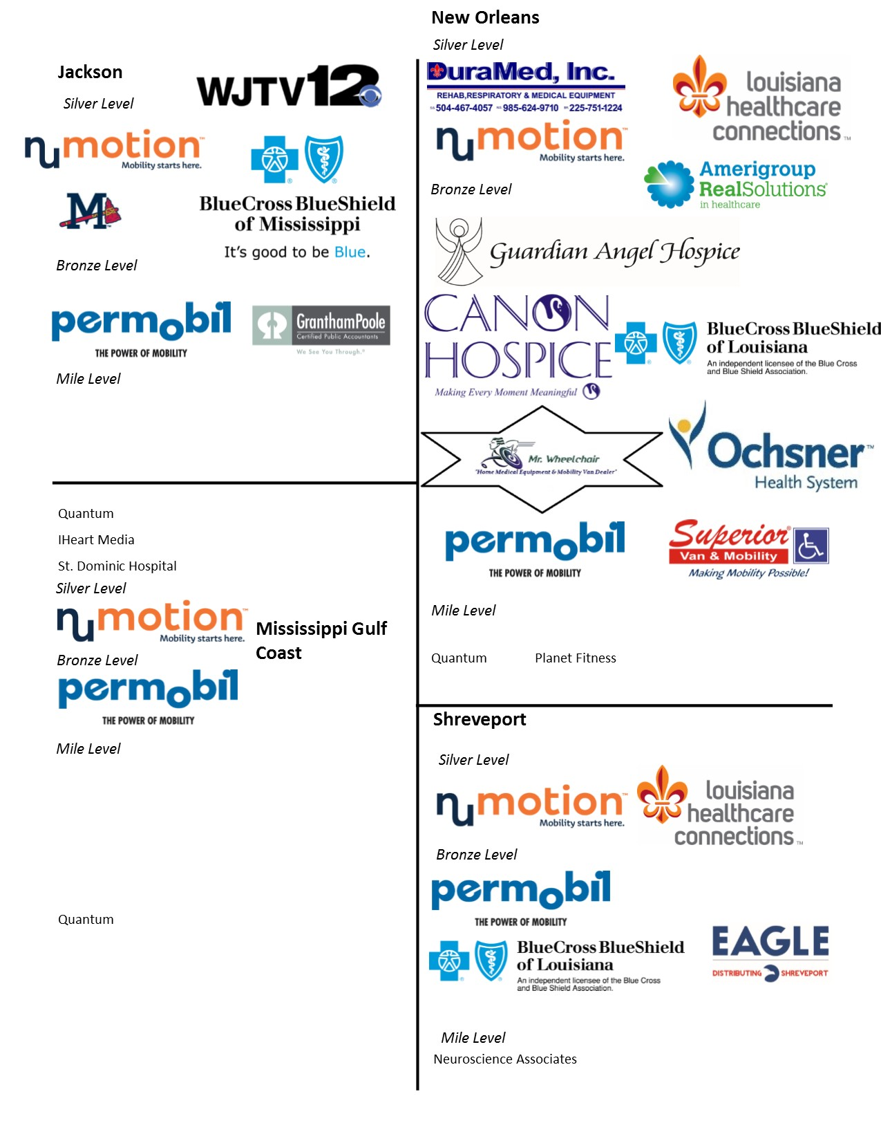 October 2015 walk sponsors with logos 2